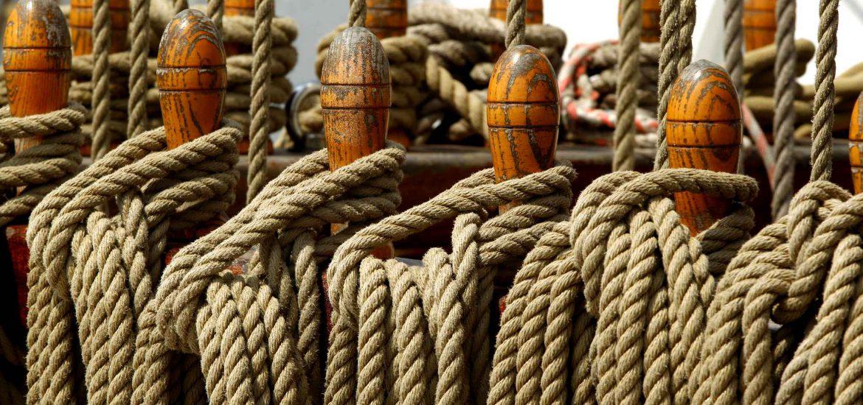 les cordages